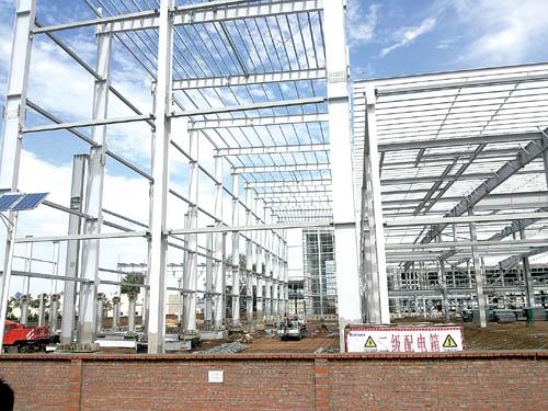 正大食品工业园项目:3.2万平方米厂房及附属设施12月完工