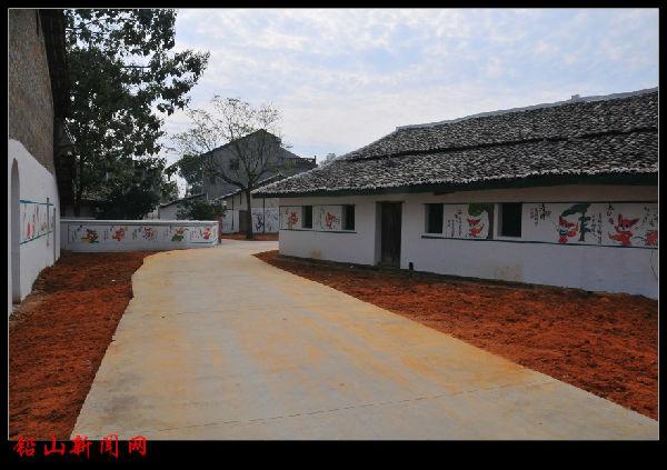 农村房屋外墙装修图 房屋地面装修图