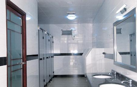 公厕排水管道设计图