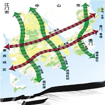珠海三维地图实景地图