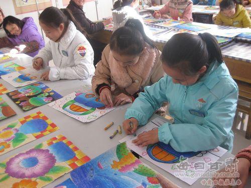 美术第二课堂计划_画娃们需要第二课堂图向上网小学第二课堂