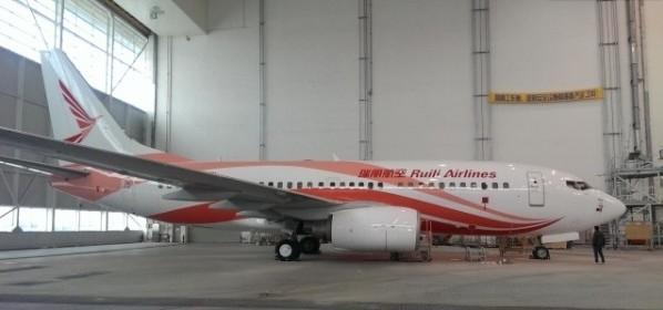 飞机应急设备的背景