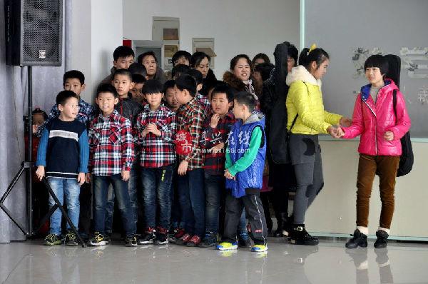 博兴网络春晚搭建老百姓舞台,海选现场气氛火热!