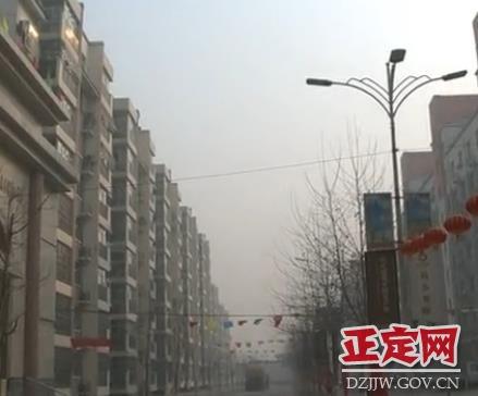 正定塔元庄村巨变 感受村民的幸福新生活
