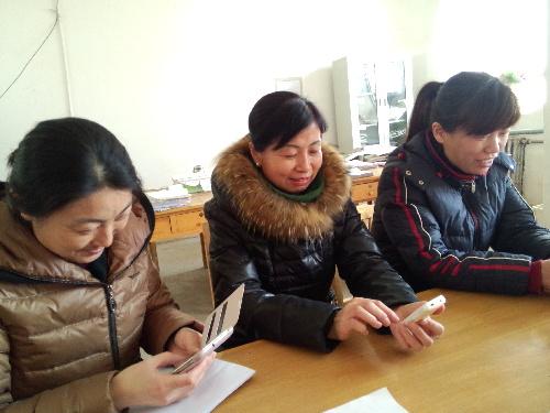 """临西县河西中学""""三八节""""里女教师的心里话"""