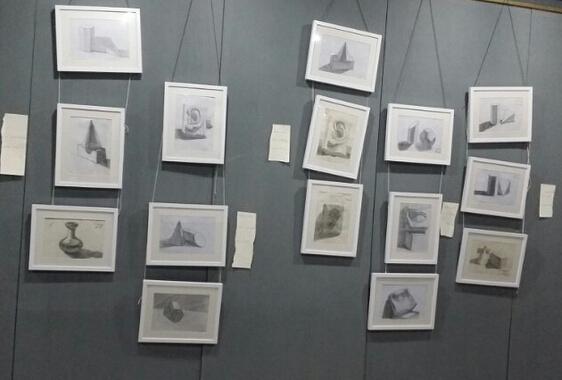 涂图画话————庆六一固安儿童书画展