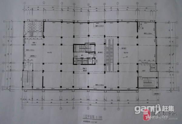 7x11带商铺自建房设计图展示