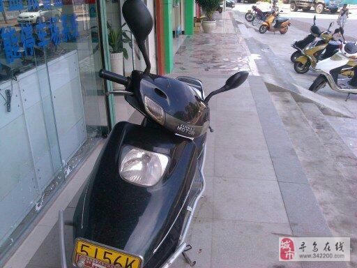 二手125女装摩托车