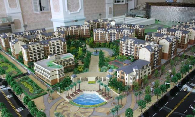 泸州东城尚品楼盘规划图|户型图|实景图|样板间-泸州