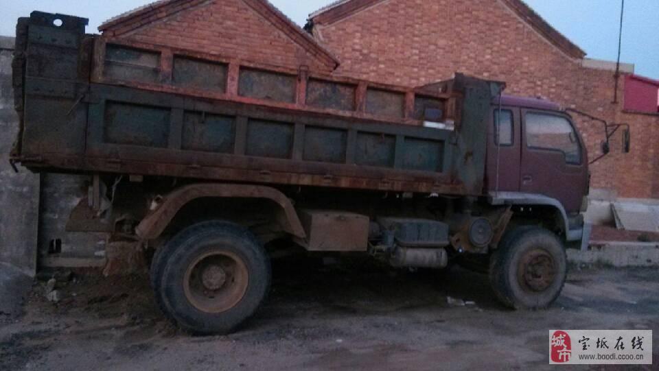 时代金刚688自卸车出售