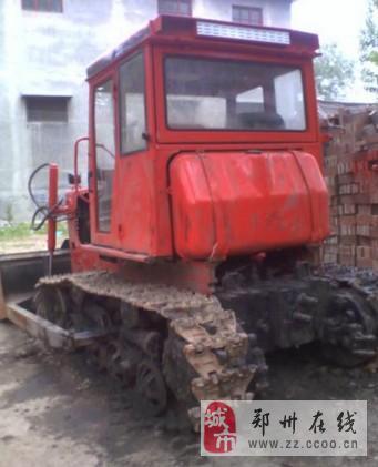 出售洛阳东方红J1002型.履带推土机