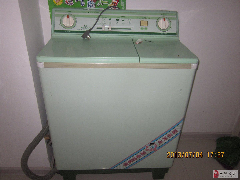 老式洗衣机适合于干洗店使用