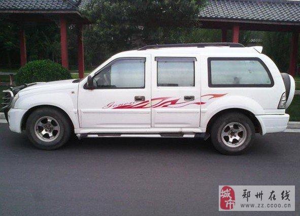 天马越野车,没用了,转让了 郑州网