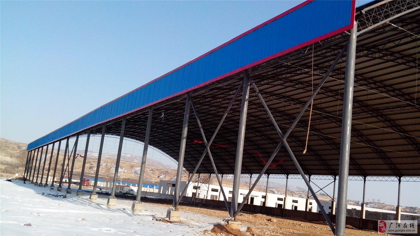 钢结构是全新概念的环保经济型活动建筑