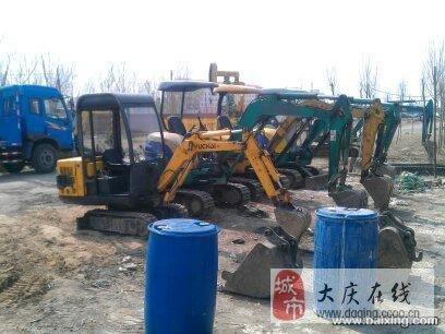 挖机修路装车-挖掘机新手出去能干什么活