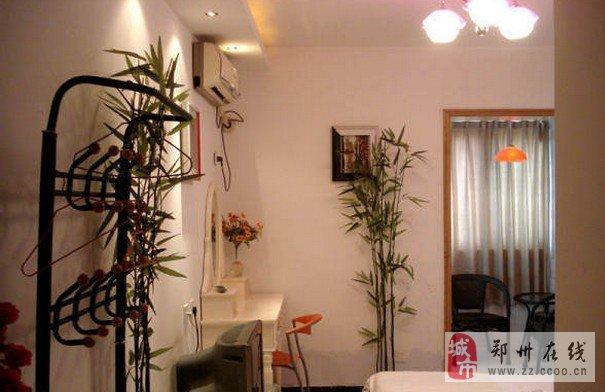 人民医院附近君悦城精装1室家具家电齐全