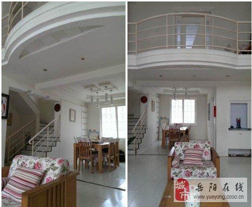 金叶小区 4室2厅2卫 153㎡复式小洋楼(带车库)图片