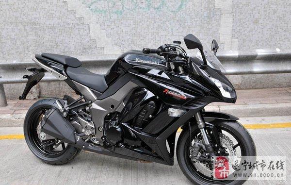 川崎Z1000SX