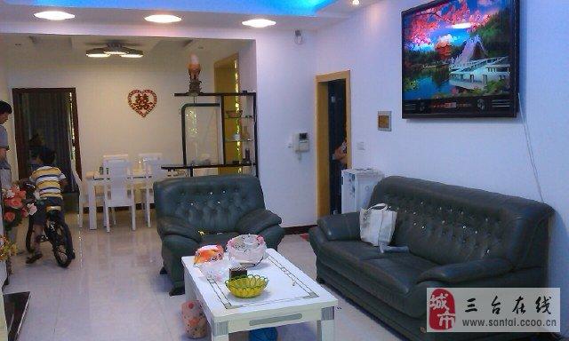 台北金城一楼带40多平花园精装修