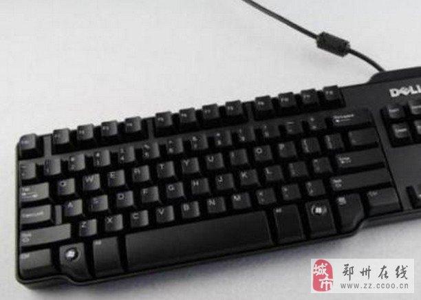 郑州戴尔有线键盘摩天手G52无线鼠标