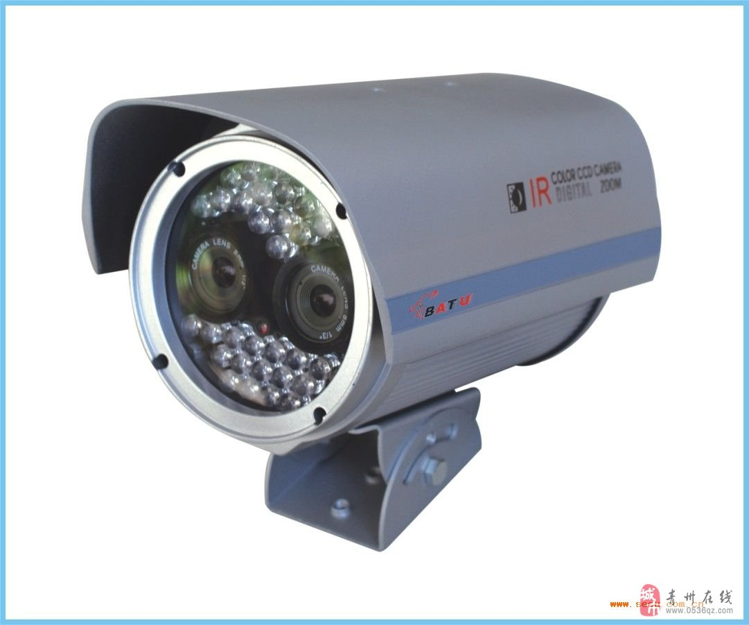 青州监控安装摄像头安装