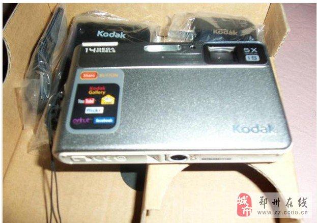 郑州紫荆低价转让一部全新的1400万像素的数码相机