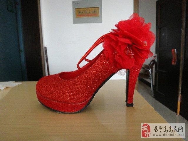 新娘结婚红色短款,立领旗袍敬酒晚礼服