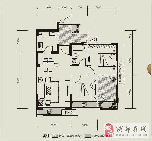 富森美家居结构图