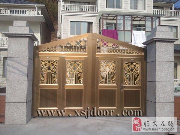 罗普斯金欧式庭院门 临安庭院门