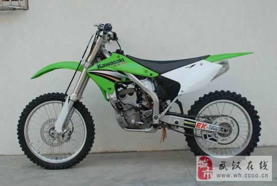 川崎kx250f 川崎越野车 川崎250摩托车报价