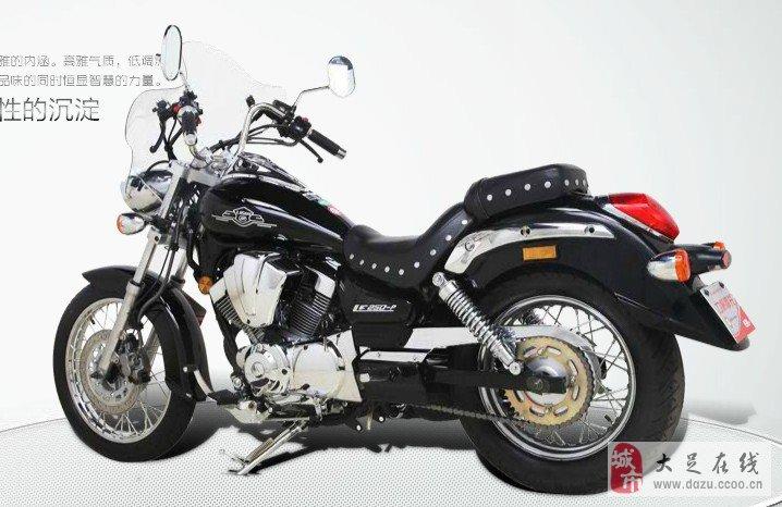 力帆kp150 v250p 摩托车