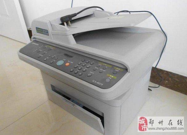 出售三星打印复印扫描传真一体机