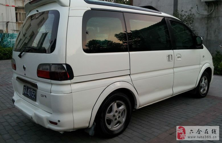 04东风风行商务车