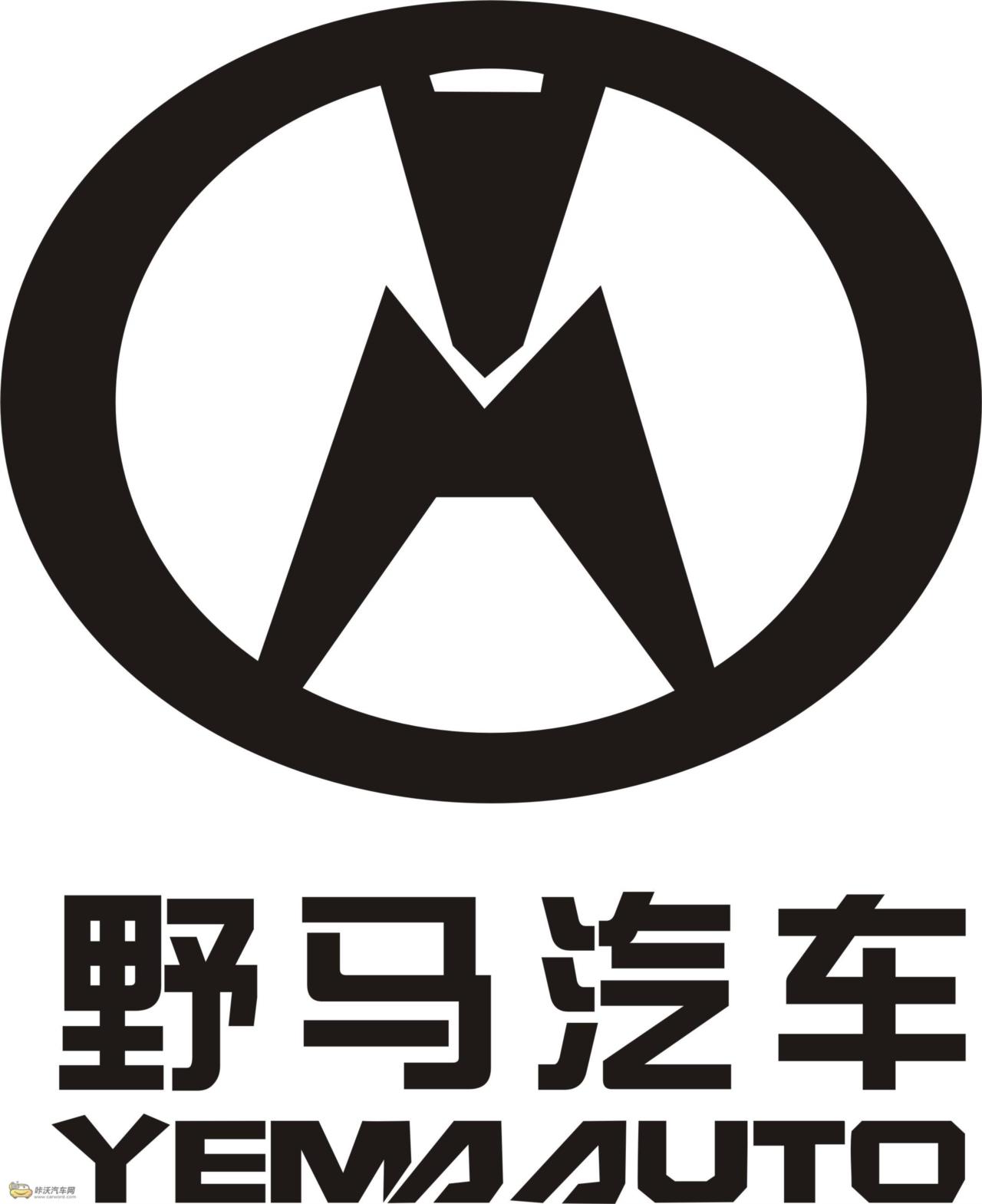 汽车logo白底素材