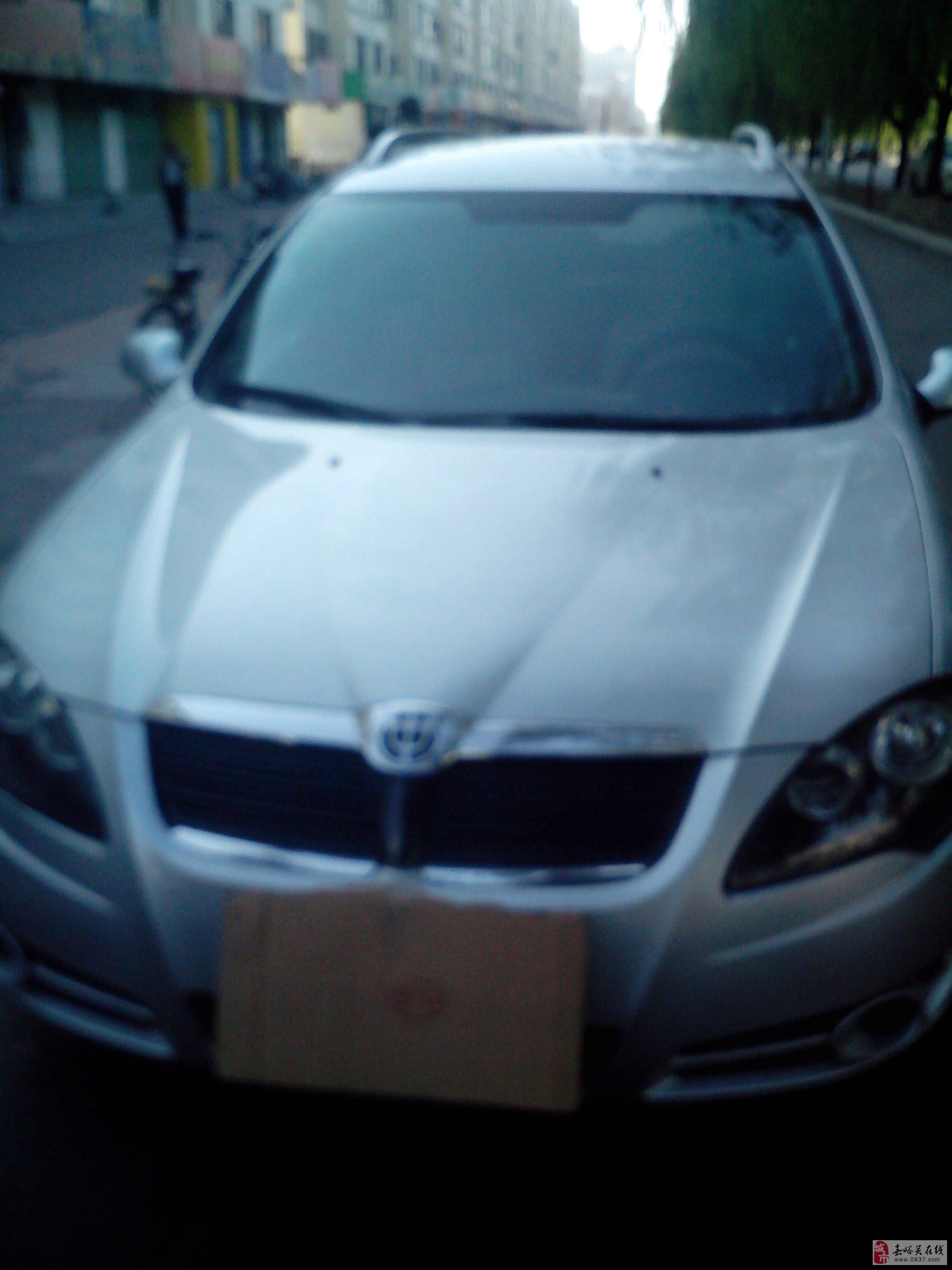 二手中华骏捷frv2009年11月份买的高清图片