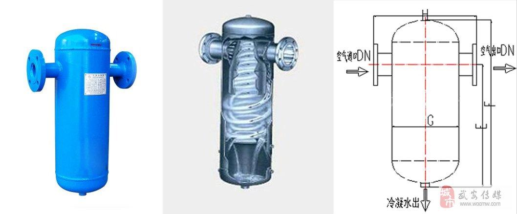 汽水分离器  qf气液分离器,汽水分离器,蒸汽分离器,pxqf分离器,挡板