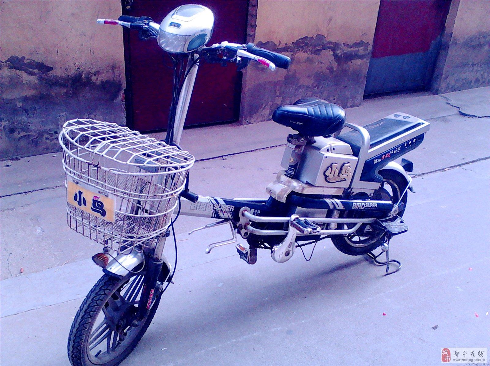 出售小鸟电动车一辆