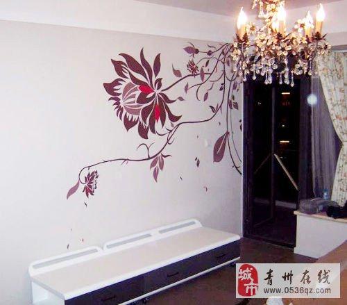 室内外墙体彩绘