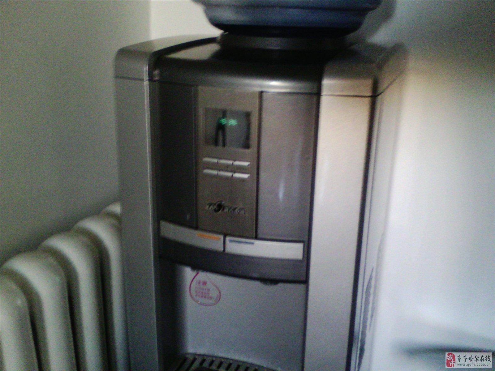 自用制冷制热安吉尔饮水机及电脑压缩机浪木牌