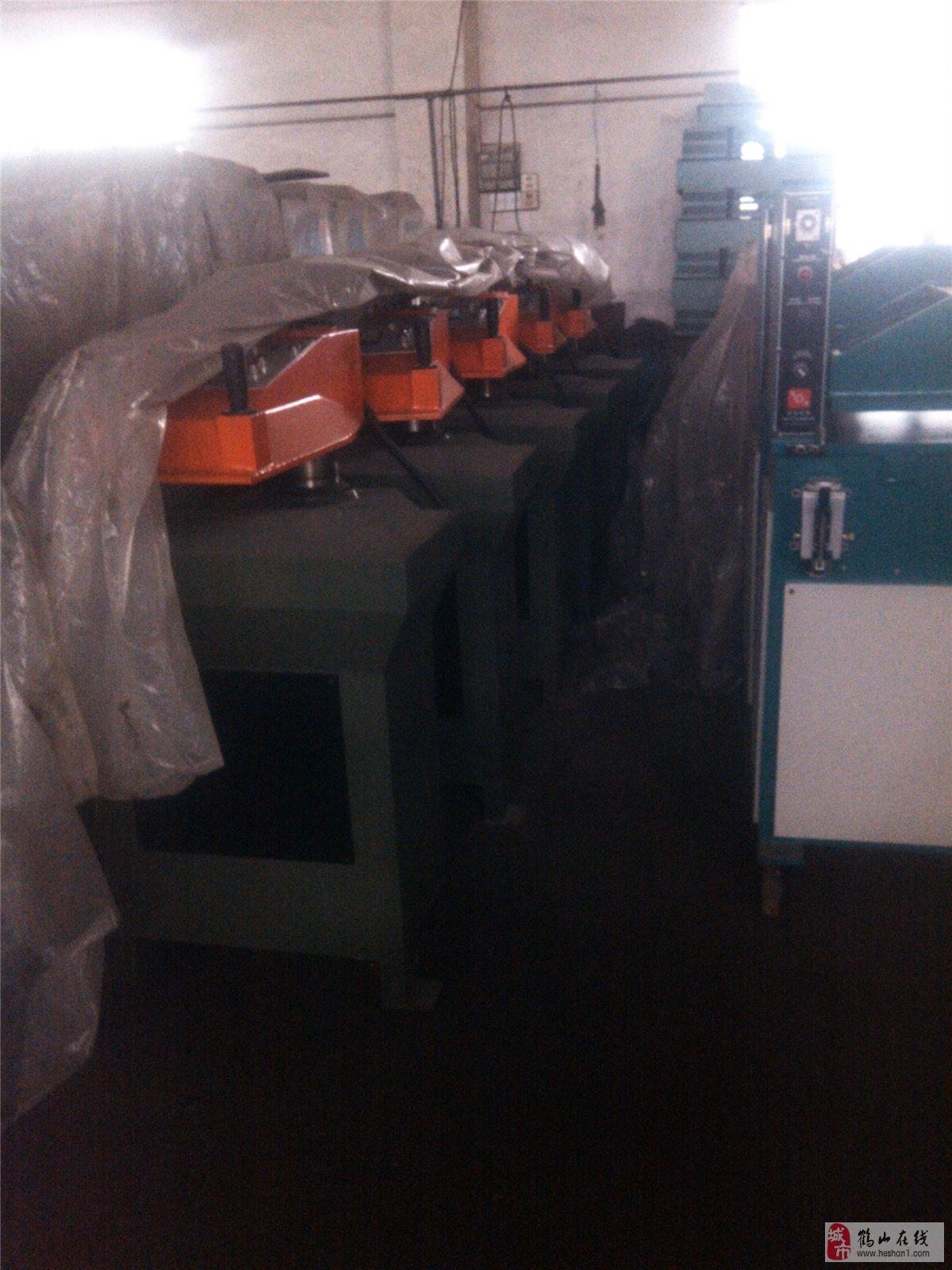 承接鞋厂冲床等设备维修
