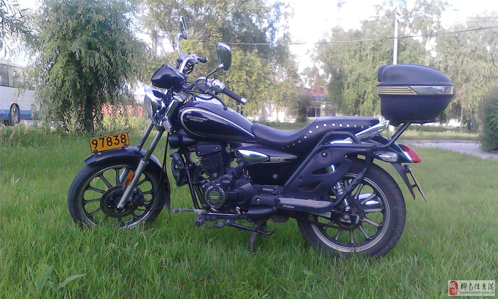 宗申zs125-50摩托车