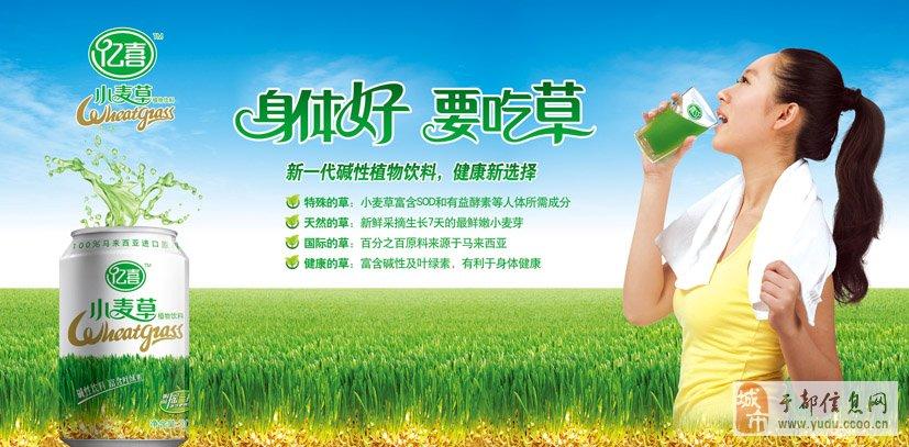 亿喜饮料是广州亿鑫贸易集团斥巨资组建的一家绿色食品企业。 亿喜饮料专注于健康饮料领域,首先进入中国市场的是小麦草饮料,后续推出的海燕窝、虫草、刺身饮料等,致力把亿喜打造成中国最强势的健康饮品旗舰品牌,为广大消费者带来时尚、健康、绿色生活。 亿鑫集团凝聚了大批专业人才和业界精英,目前已拥有30多名中高层管理人员,400多位高素质优秀员工和数10位行业知名顶尖智囊团,同时拥有强势的社会资源、政界资源和强大的物流网络,为合作伙伴提供工作便利,达到共识、共赢。 产品特性:纯马来西亚进口原料,纯植物、碱性、无任何