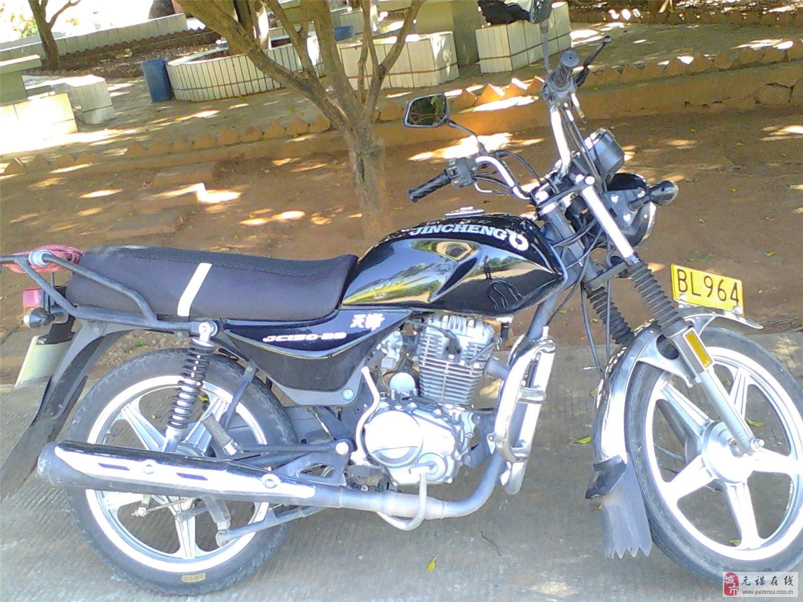 低价转让金城150摩托车