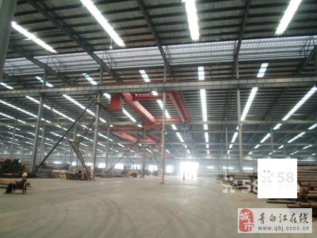 大型独立园区欢迎电商仓库家居建材物流配送钢材加工