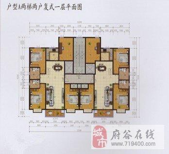 75平方复式楼设计图纸展示图片