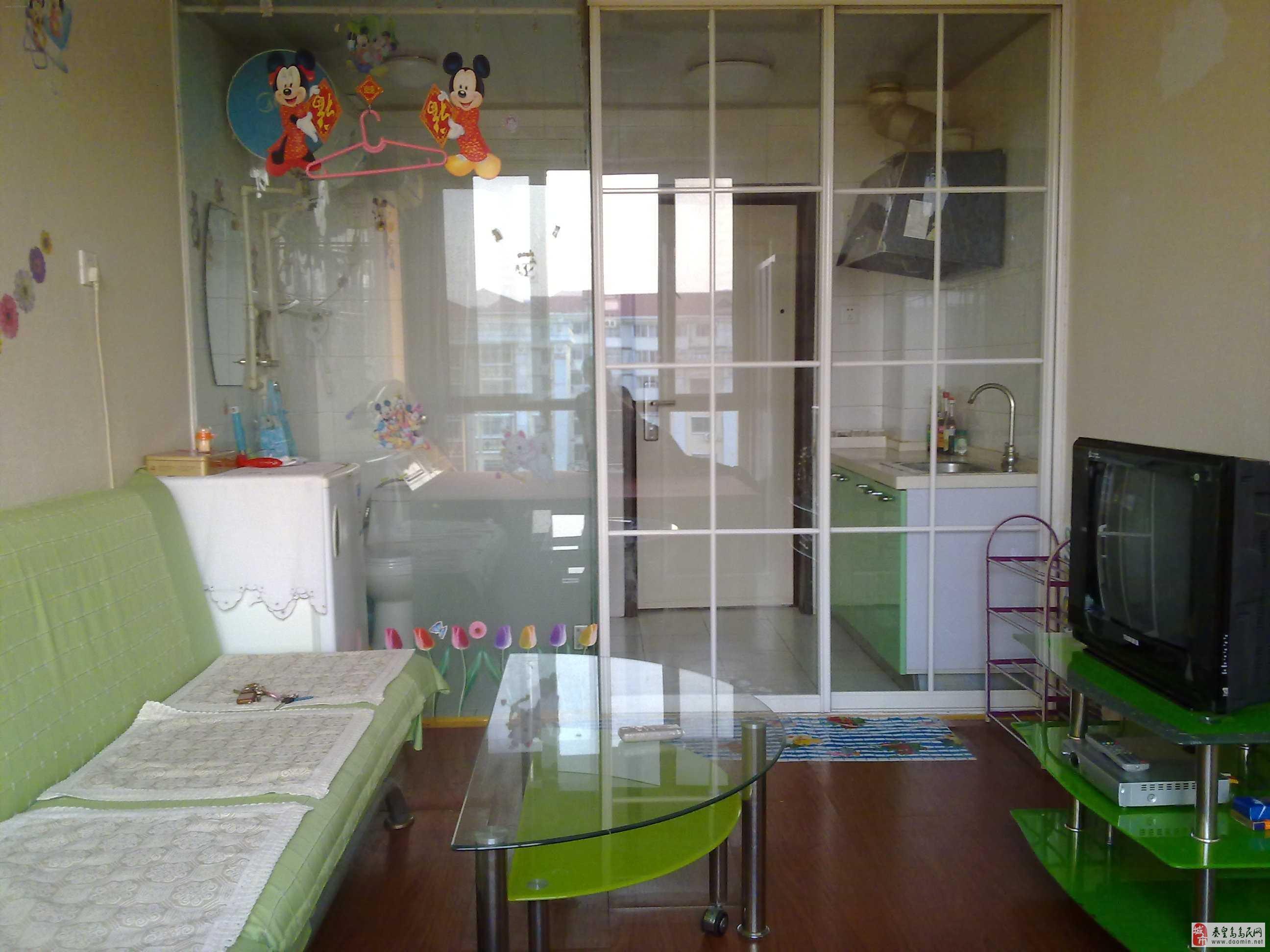 15平米正阳面主卧精装修一卧室自带厨房饭厅无房东住宅出