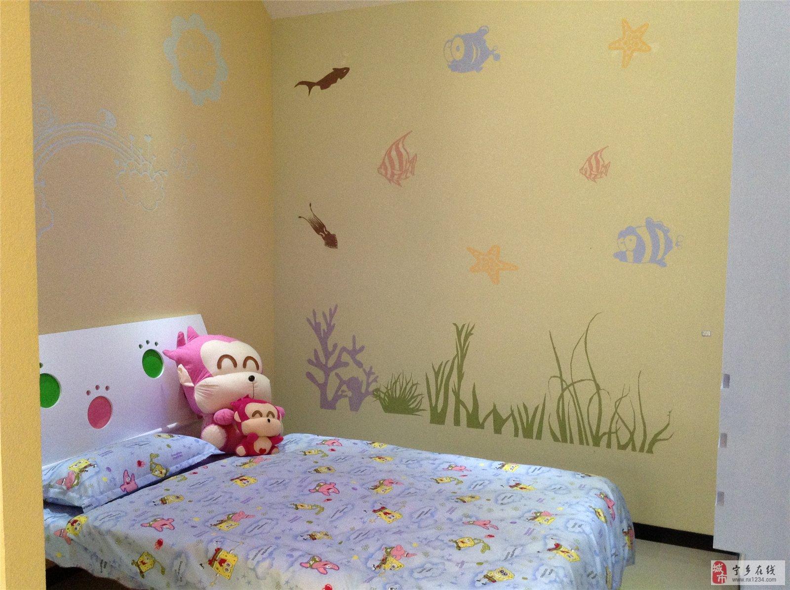 我想在我家的儿童房做,哪个比较好呢?