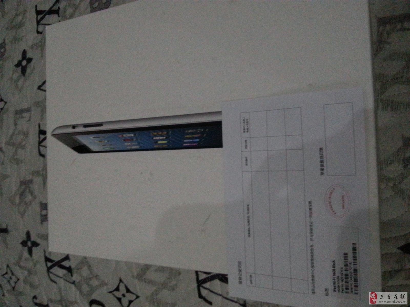 国行ipad4,16g,wifi版换苹果4s