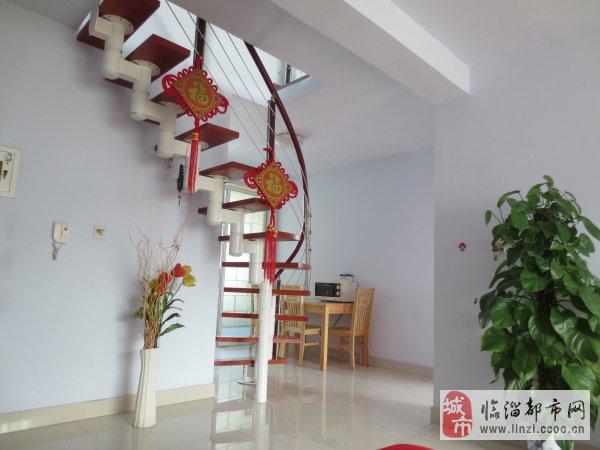 本人誠意出售萬麗花園(桑家坡南50米)5樓帶閣樓帶車庫精裝修住宅一套