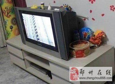 郑州低转29寸TCL纯平高清电视